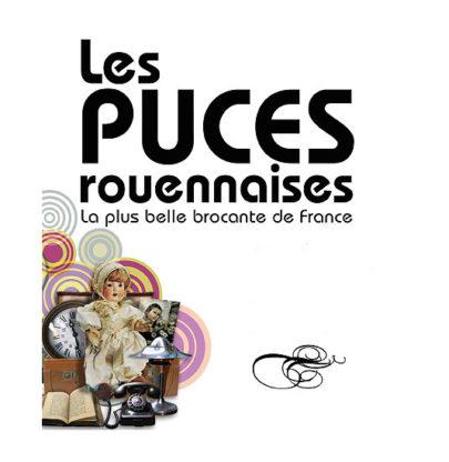 Les Puces Rouennaises, Hiver 2015