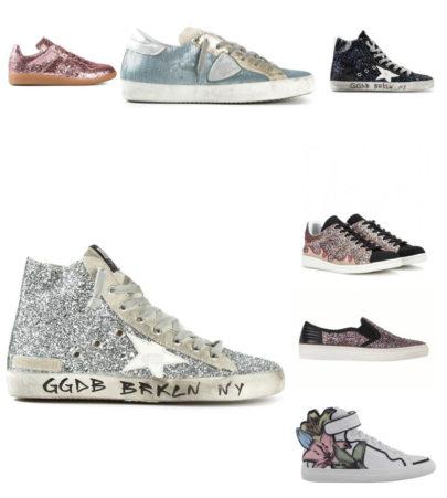 Les 16 Sneakers Femme