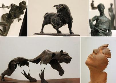 Les Sculpteurs de la Galerie ROLLIN