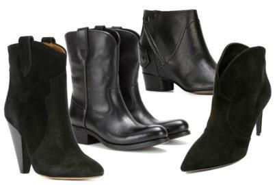 Les 10 Black Boots, Rentrée 2015
