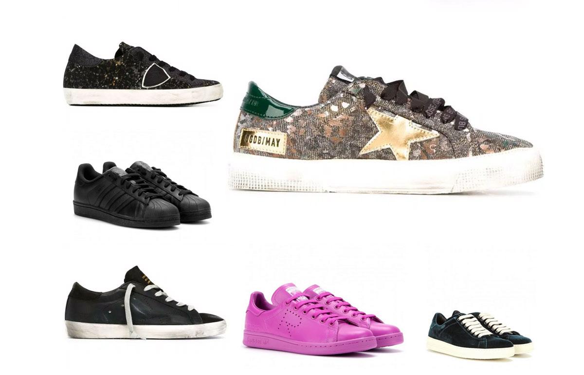 sneakers femme automne hiver 2015 2016 le buzz de rouen. Black Bedroom Furniture Sets. Home Design Ideas