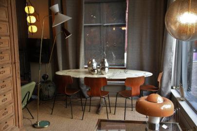 Le Design Vintage de la Galerie Luce