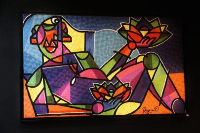 L' Exposition Brodlim, Street Art & Broderie