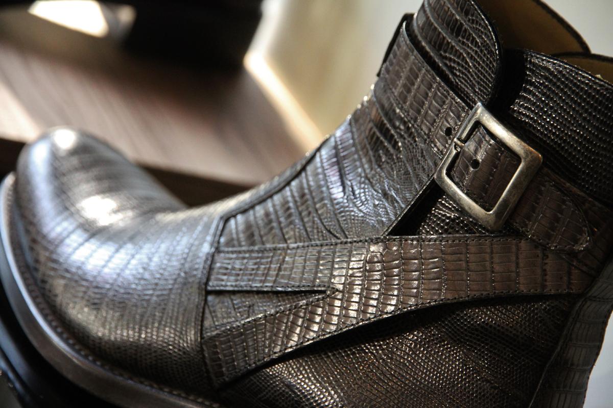 Les De 5 Boots Le Homme Rouen Buzz j54R3ALq