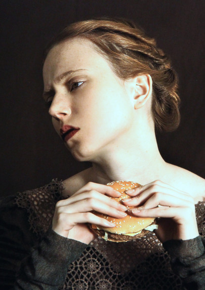 Idée Cadeau, Le Cliché Burger