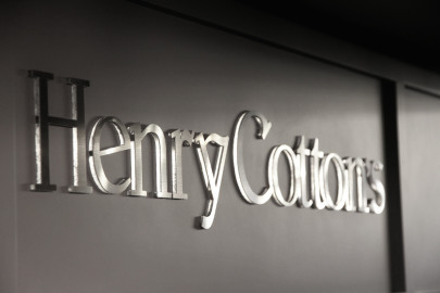 La boutique Henry Cotton's à Rouen