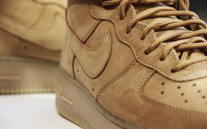 Nouvelle Nike Air Force 1 Suede