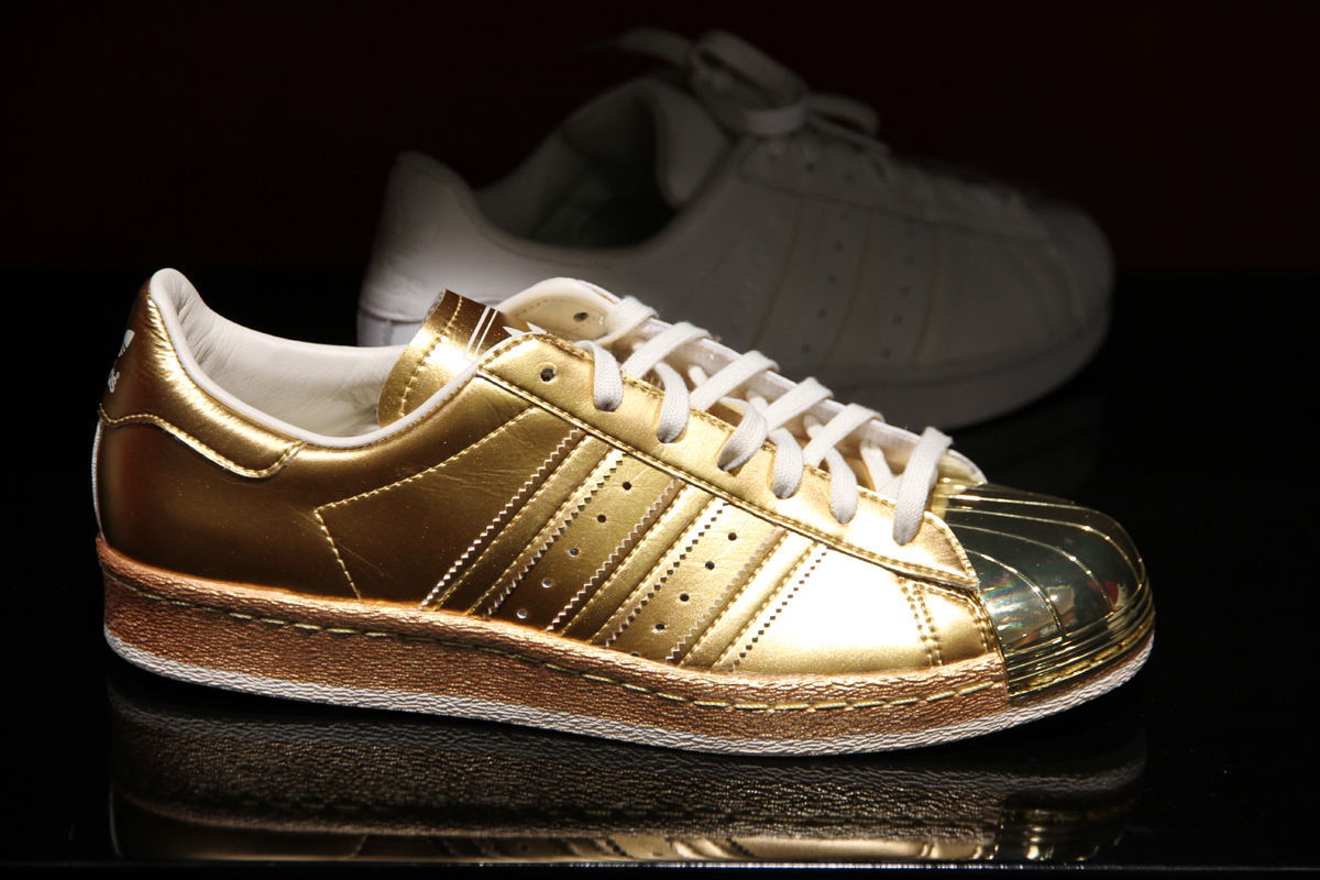 ... adidas superstar homme gold