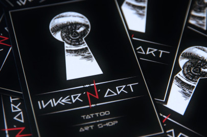 Inker'N'Art, Tattoo, Art Shop & Design