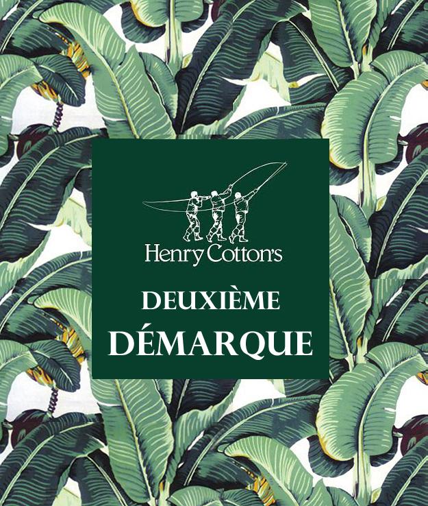 Tout 50 chez henry cotton 39 s le buzz de rouen for Boconcept soldes