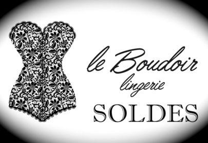 Les Soldes du Boudoir Lingerie