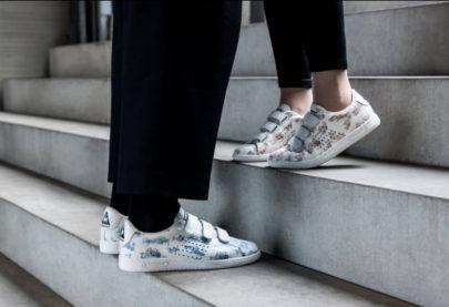 Sneakers & Toile de Jouy
