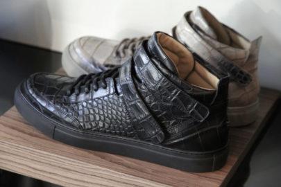 Les Sneakers Homme Mejia du printemps
