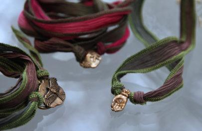 Les bracelets Charms Catherine Michiels