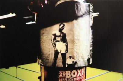 Quatre Clichés Mohamed Ali pour Lui