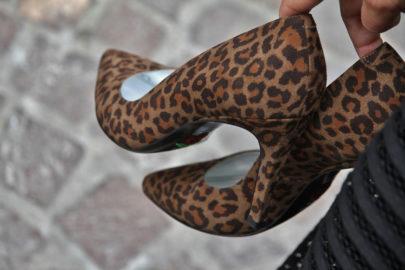 Les léopard de rentrée chez Free Lance