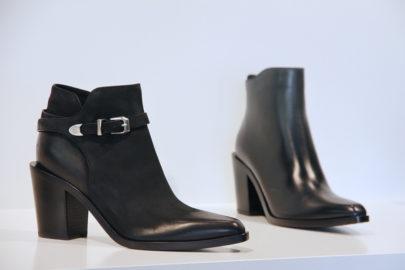 Le talon 2016 des boots Sartore