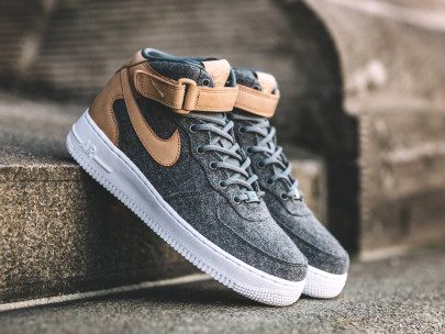 La Nike Air Force Wool Femme