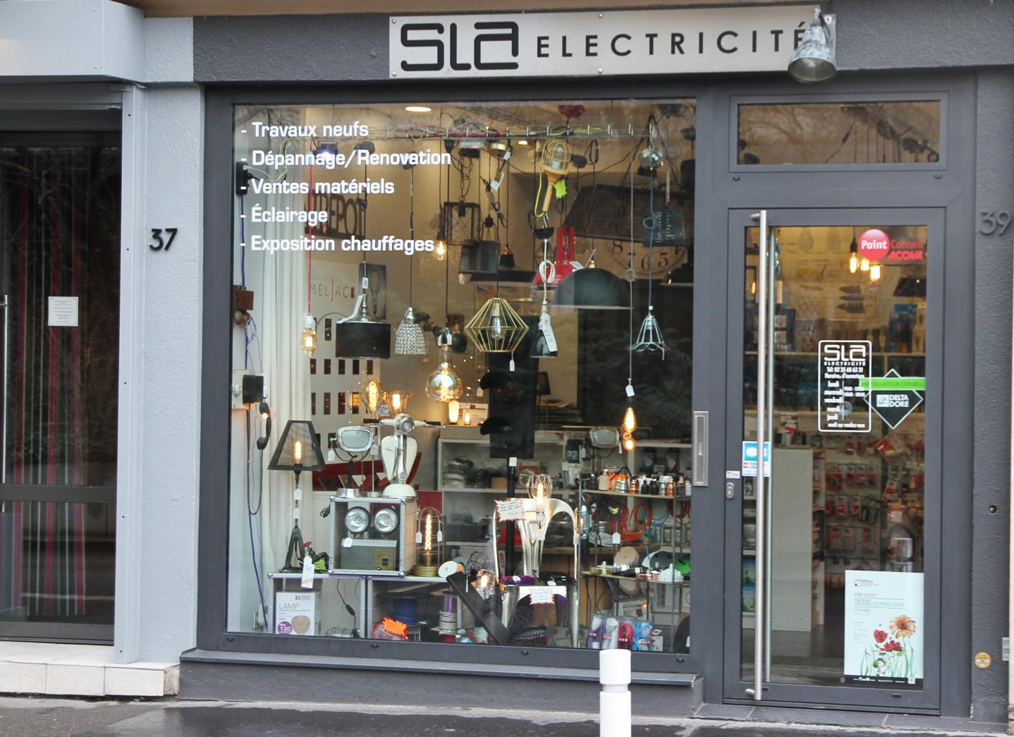 Boutique Sla Electricité