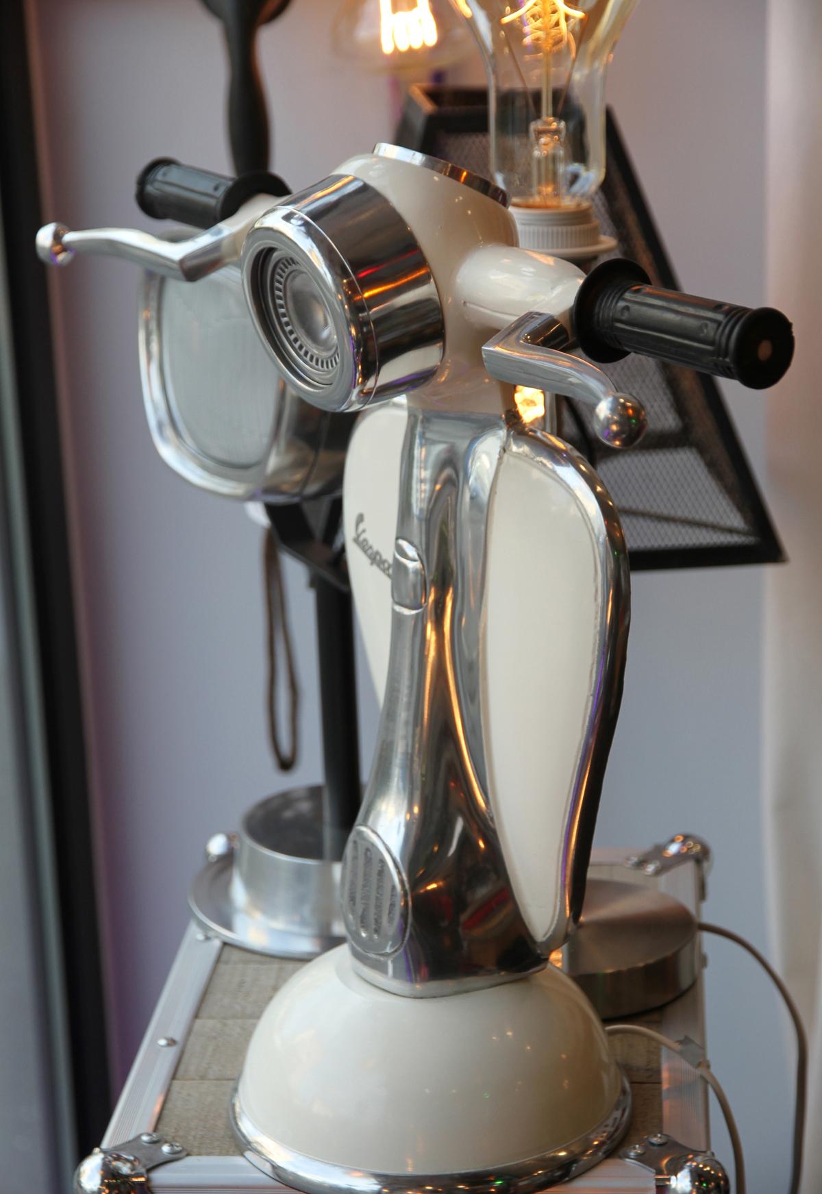 165€ Led De Lampe Vespa Le Rouen Buzz 4qRj35AL