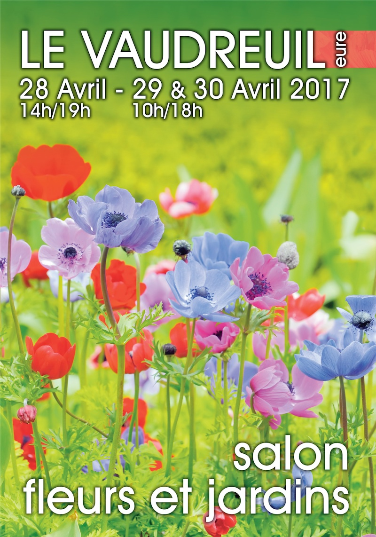 Le Salon Fleurs et Jardins 2017