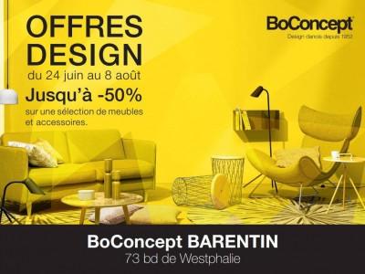 Boconcept mobilier design le buzz de rouen - Boconcept soldes ...