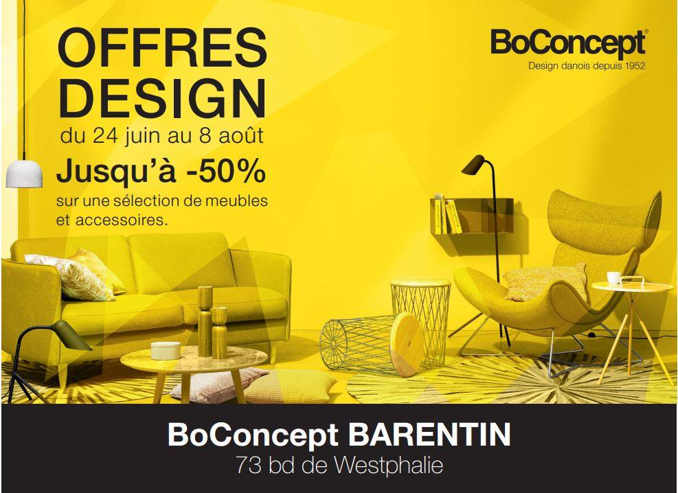 les offres design boconcept le buzz de rouen. Black Bedroom Furniture Sets. Home Design Ideas