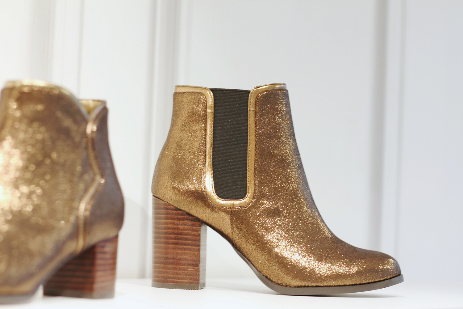 Boots boutique Mellow Yellow