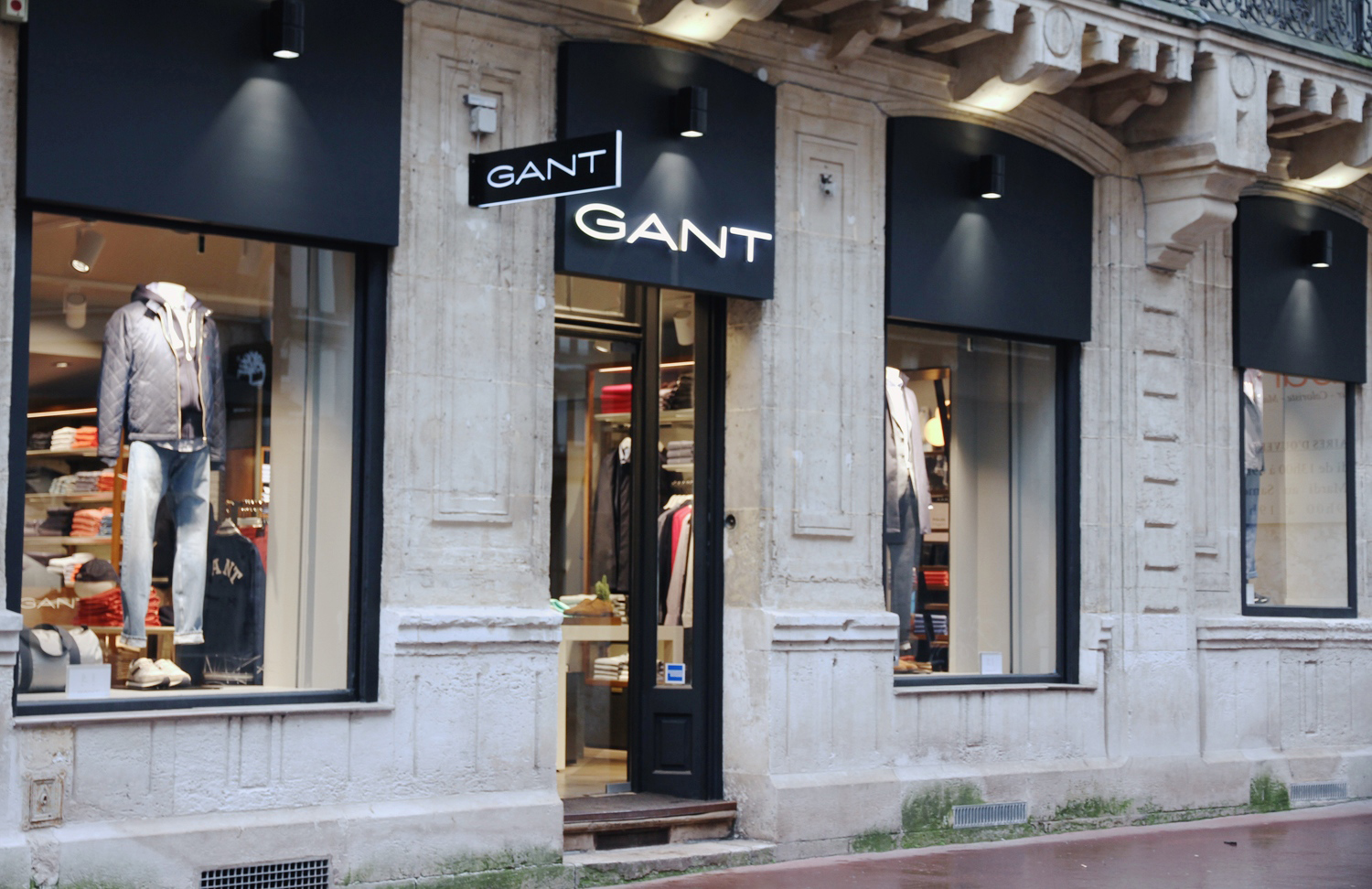 Aperçu de la Collection Gant