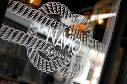 Navio Restaurant, la Nouvelle Adresse