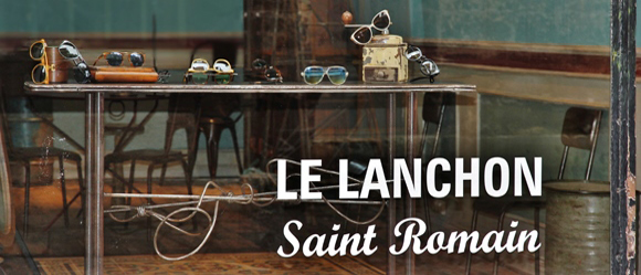 Le Lanchon Saint Romain : le Vintage