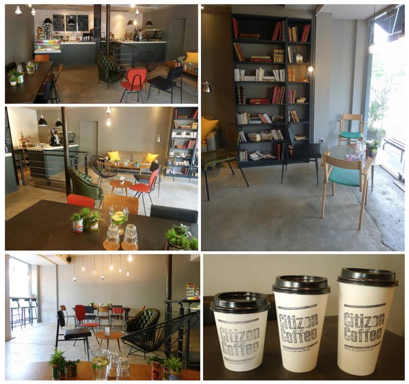 Citizen Coffee : le Coffee Shop de Rouen