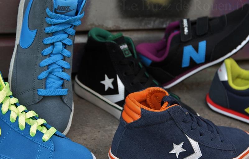 Sneakers School , Automne 2013