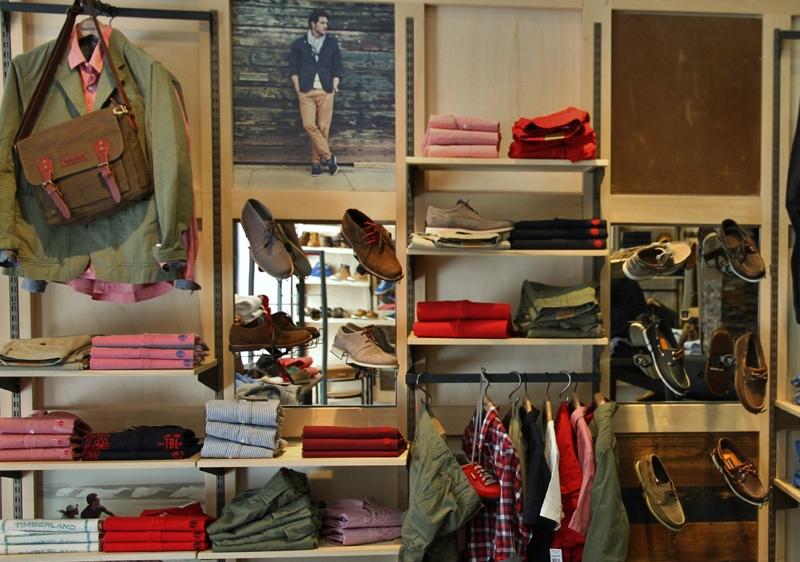 La collection Timberland PE 2014