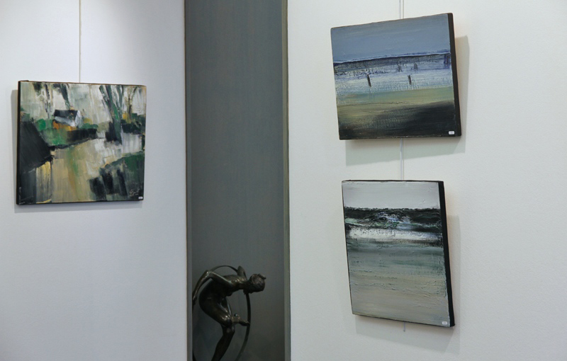 L' Exposition Géry Spriet