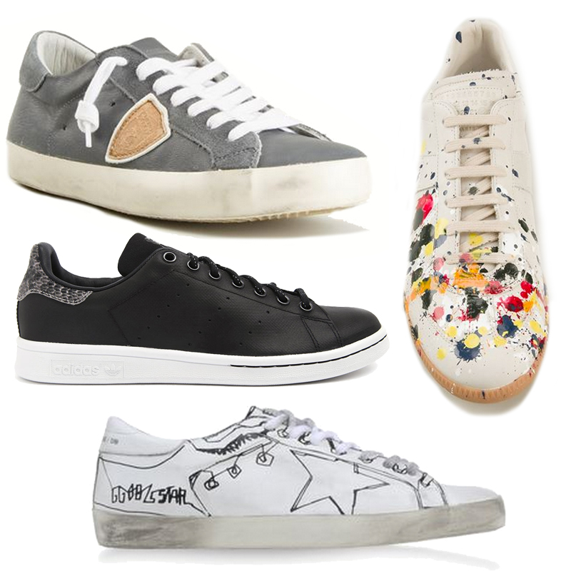 Sneakers Homme Hiver 2015