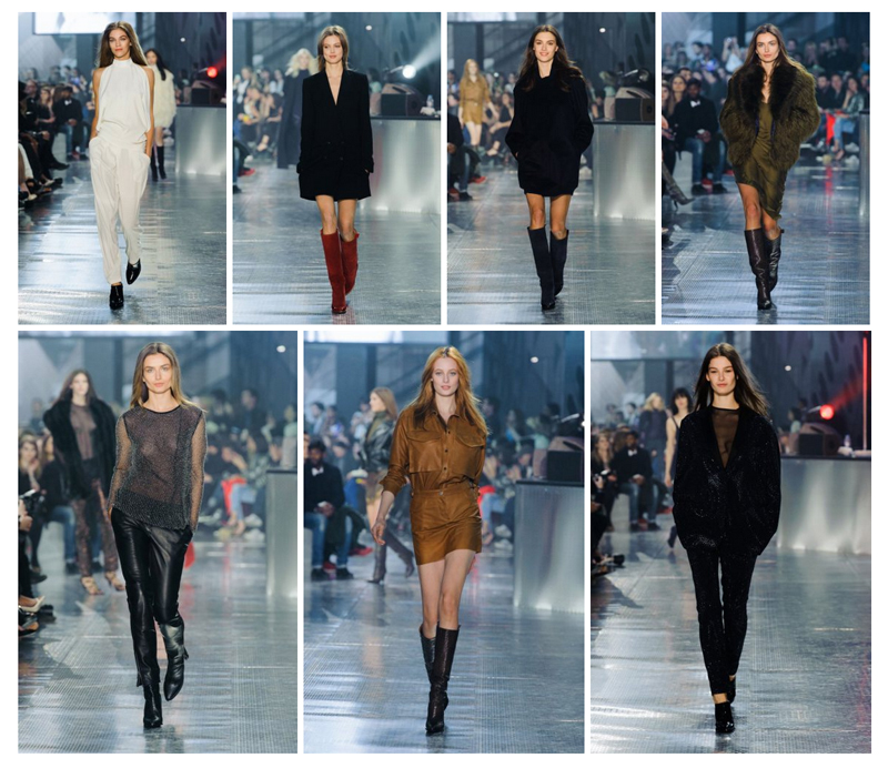 Les looks H&M, Hiver 2015