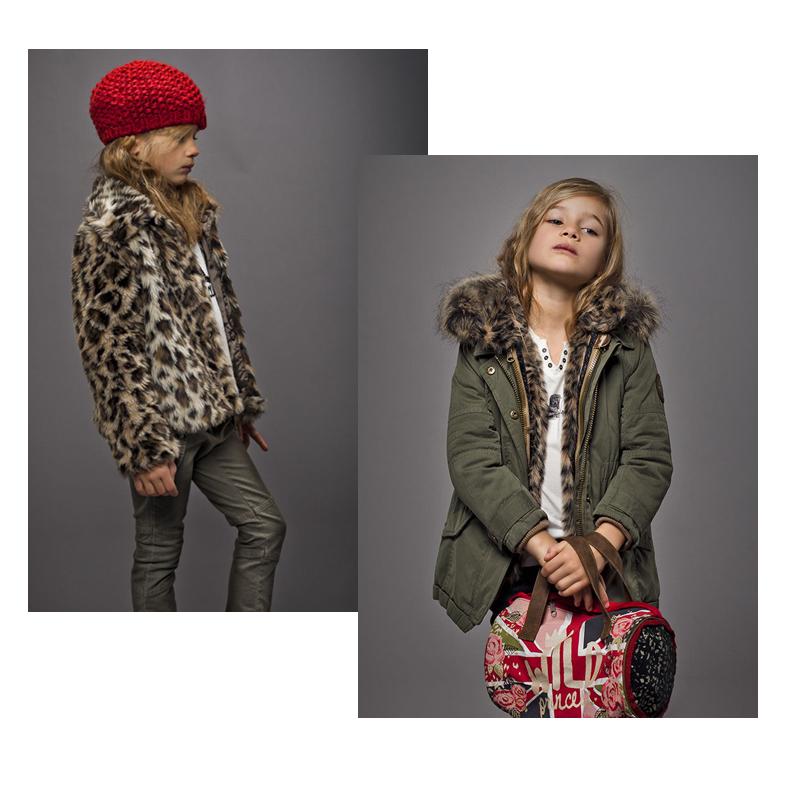 Les manteaux IKKS Fille