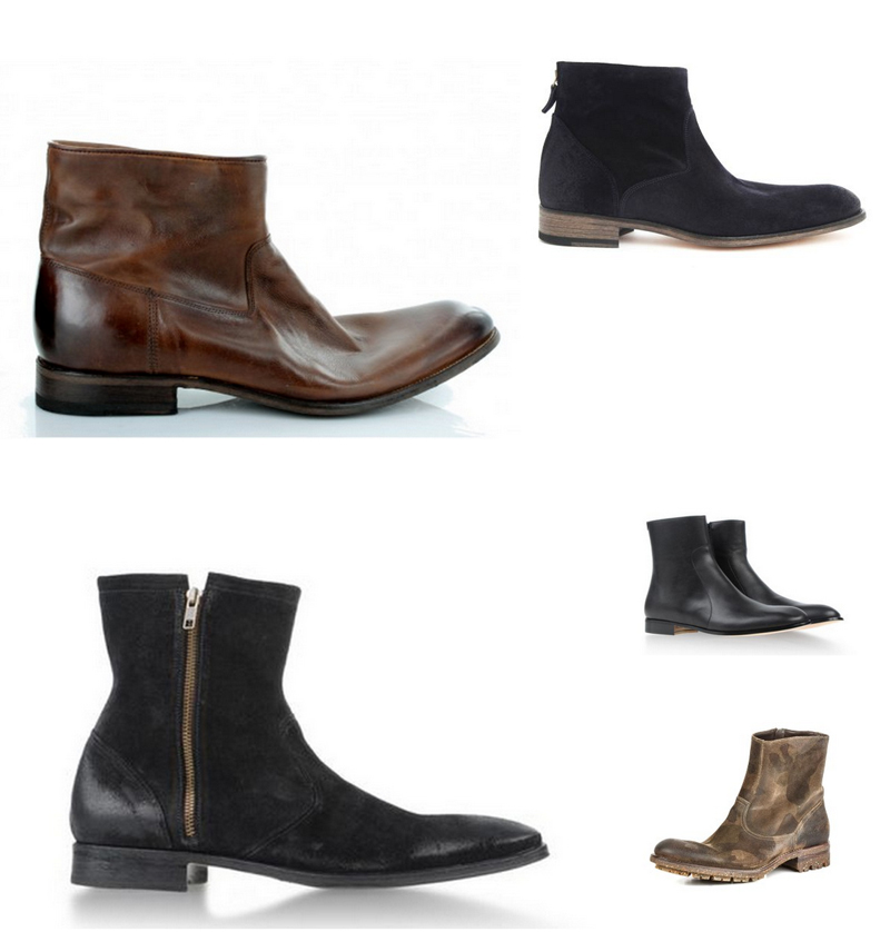 Ma Sélection Boots Homme
