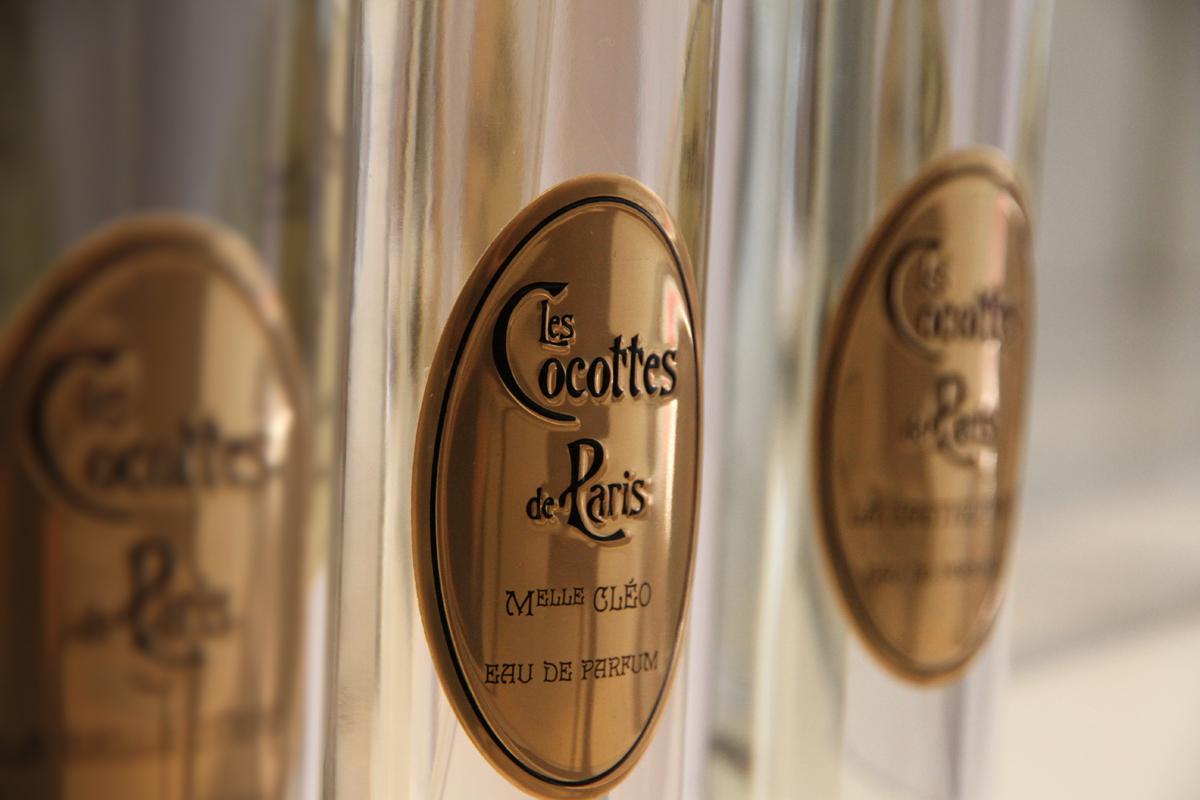 Les Cocottes de Paris, 3 Parfums
