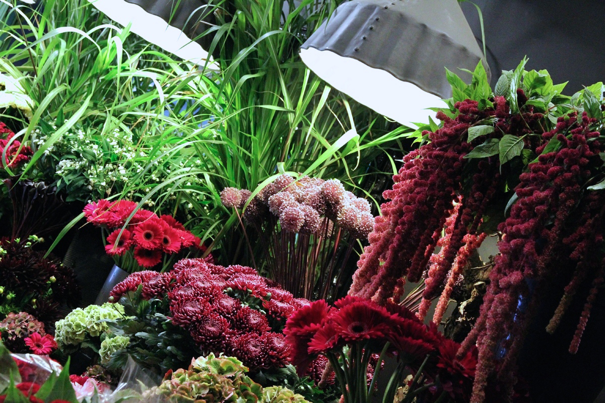 Inspiration Bouquets du Week end