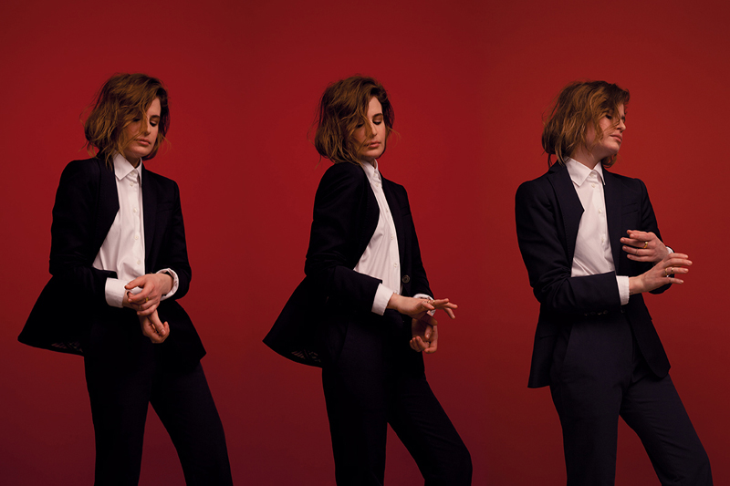 Christine And The Queens à Rouen