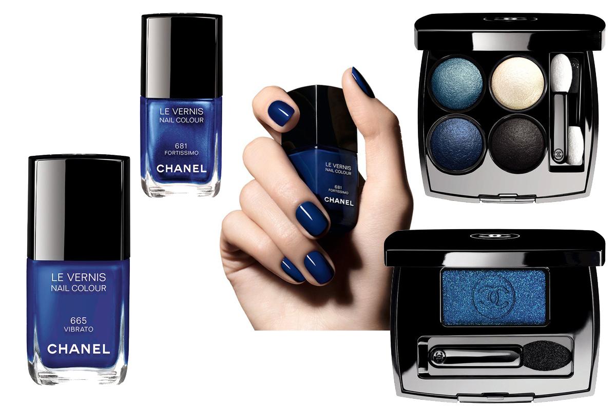 La Collection Blue Rhythm Chanel