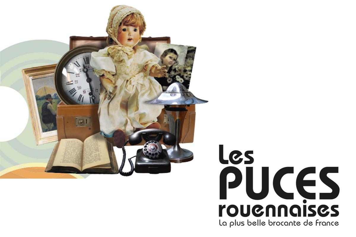 Les Puces Rouennaises 2015