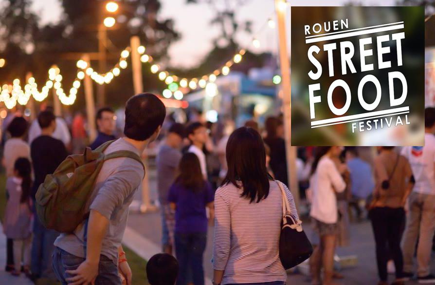 Le StreetFood Festival à Rouen