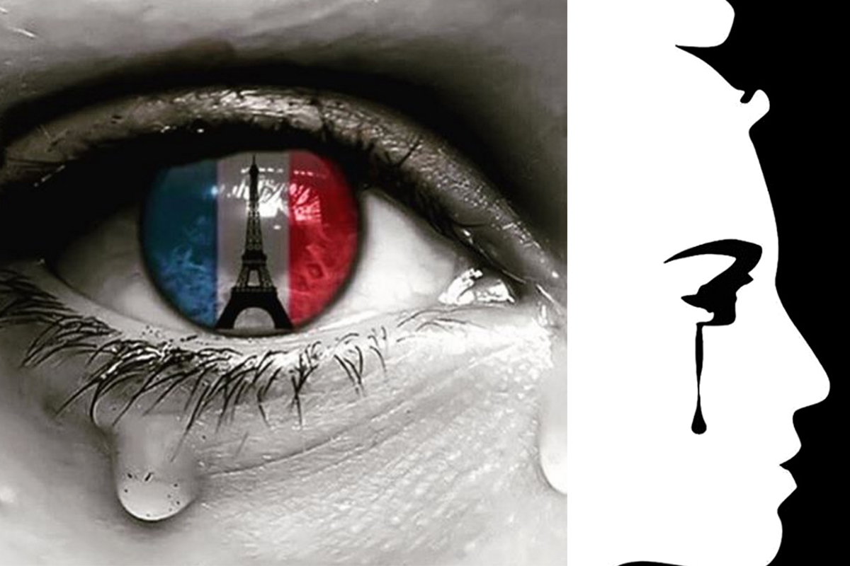 Les Larmes sur Paris