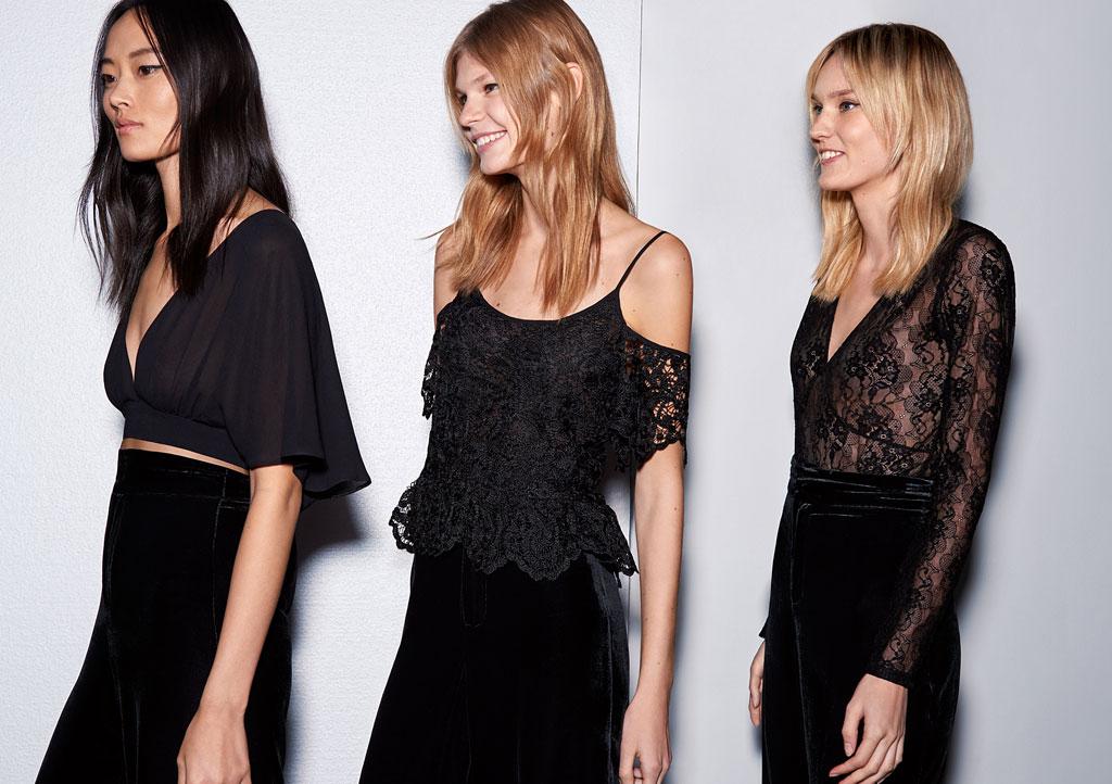 Les 9 Tops Soirée Zara