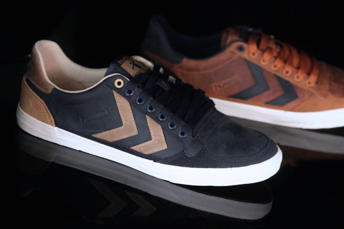 Deux Sneakers Hummel pour Lui