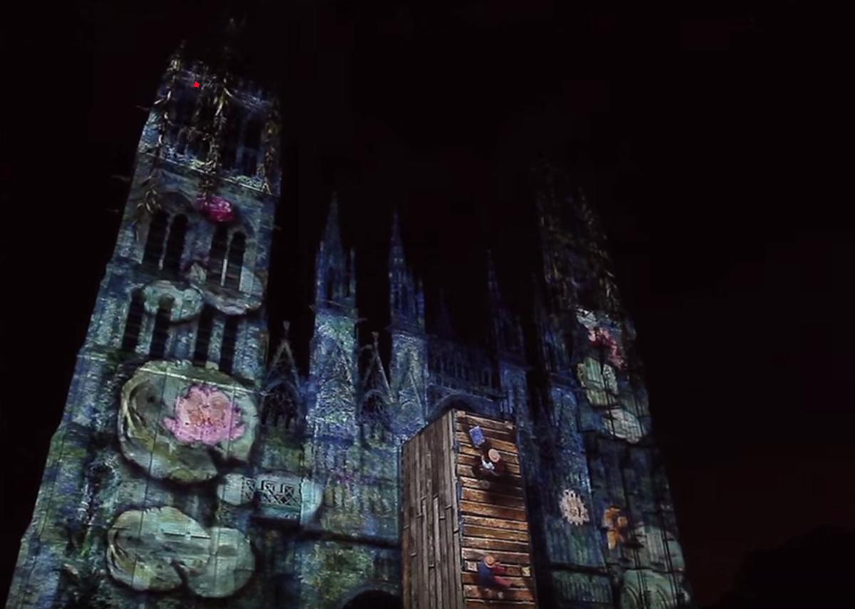 Cathédrale de Lumière 2016