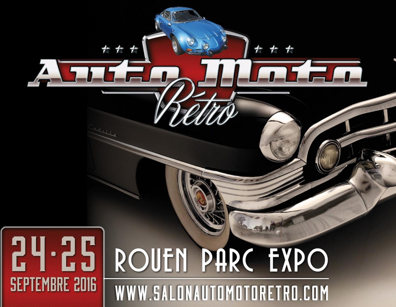 Le Salon Auto Moto Retro 2016
